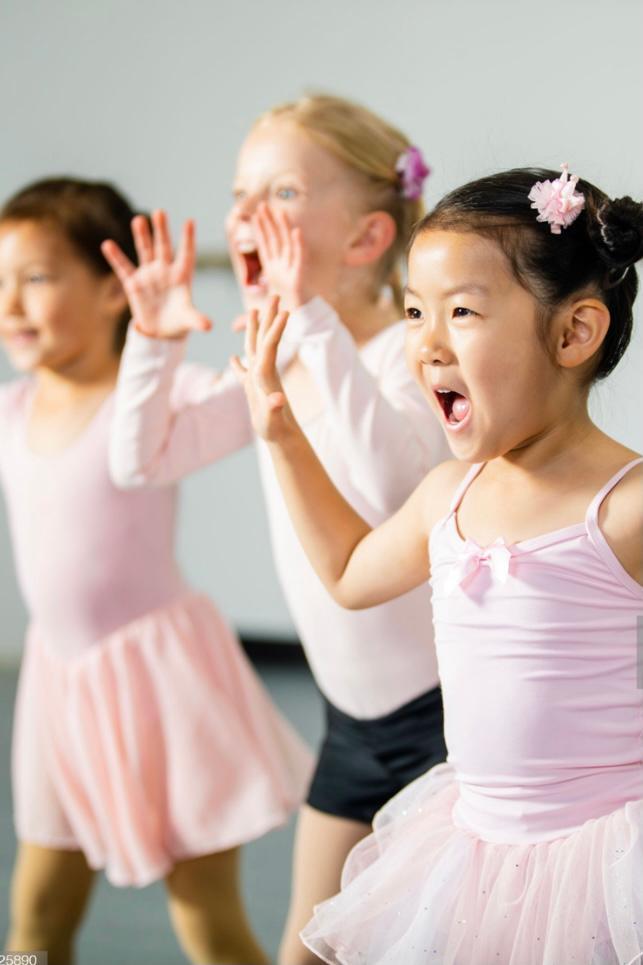 kreativer kindertanz muenchen ballettschule - Kreativer Kindertanz
