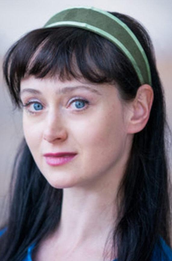 Elena Karpuhina 2 - Lehrer und Gastdozenten